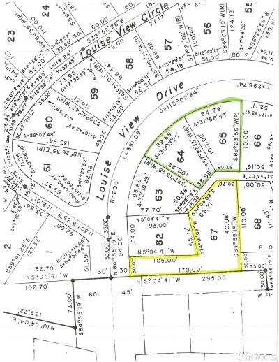 Residential Lots & Land For Sale: 35 Louise View Dr