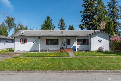 Sedro Woolley Single Family Home For Sale: 910 Jameson St