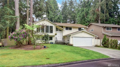 Kirkland Single Family Home For Sale: 10707 NE 144th Place