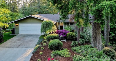 Bainbridge Island Single Family Home For Sale: 11129 Forest Lane NE