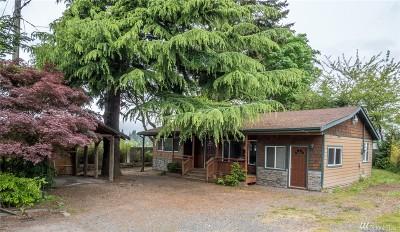 Shoreline Single Family Home For Sale: 114 NE 167th St