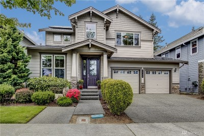 Snoqualmie Single Family Home For Sale: 7709 Greenridge Ct SE