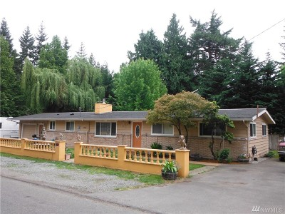 Seattle Single Family Home For Sale: 1253 NE 140th St