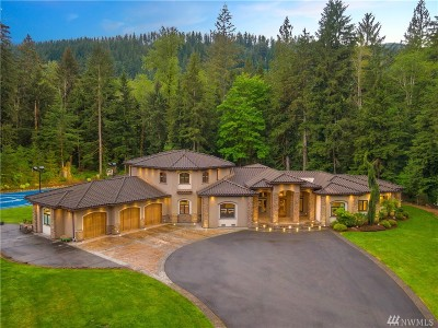 Issaquah Single Family Home For Sale