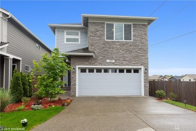 Bothell Single Family Home For Sale: 4302 212th Lane SE