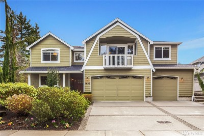 Edmonds Single Family Home For Sale: 1405 8th Ave S