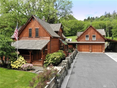 Gig Harbor Single Family Home For Sale: 5918 78th Ave NW