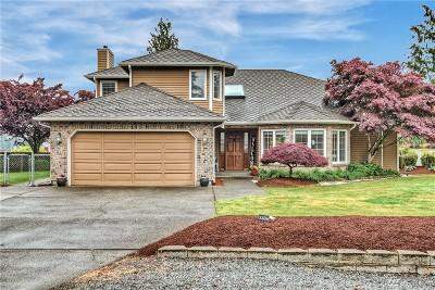 Tapps Island Single Family Home For Sale: 3306 204th Av Ct E