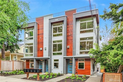 Seattle Single Family Home For Sale: 116 W Florentia St