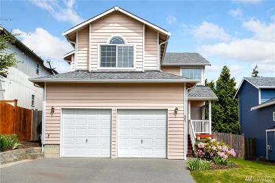 Lynnwood Single Family Home For Sale: 907 177th Place SW