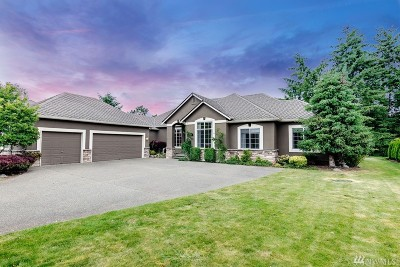 Olympia Single Family Home For Sale: 6042 Troon Lane SE