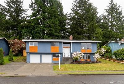 Tacoma Single Family Home For Sale: 7813 S Alaska St