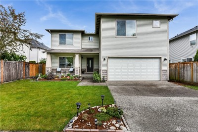 Bothell Single Family Home For Sale: 1320 191st St SE