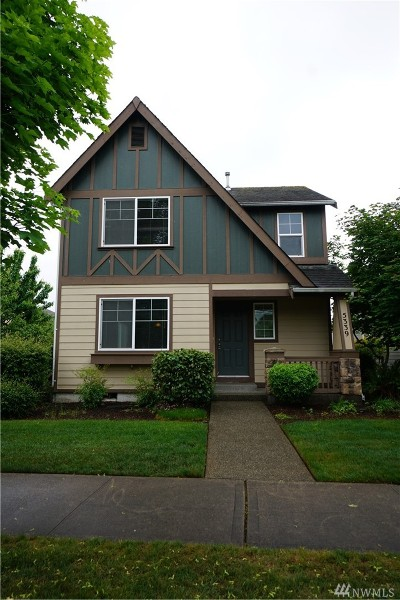 Lacey Single Family Home For Sale: 5339 Balustrade Blvd SE