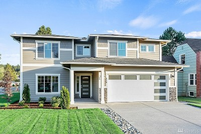 Steilacoom Single Family Home For Sale: 506 3rd St