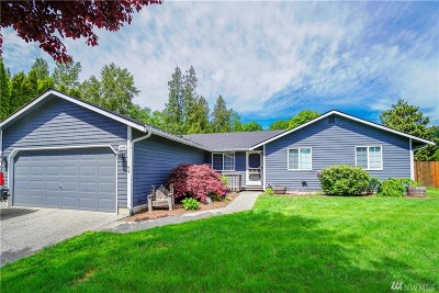 Sedro Woolley Single Family Home For Sale: 608 Cedar Tree Dr