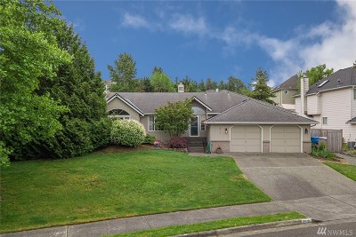 Puyallup Single Family Home For Sale: 2512 20th Av Ct SE
