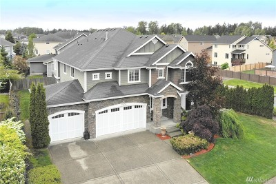 Puyallup Single Family Home For Sale: 17004 135th Av Ct E
