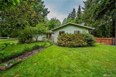 Stanwood Single Family Home For Sale: 8323 320th Place NW