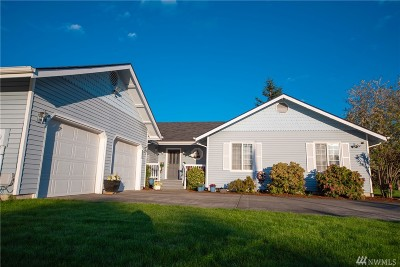 Yelm Single Family Home Pending Inspection: 9522 Solberg Ct SE