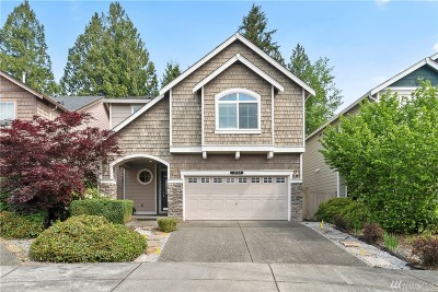 Bothell Single Family Home For Sale: 3513 160th Place SE