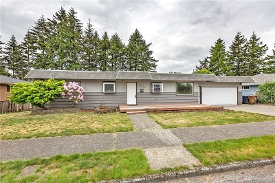 Tacoma Single Family Home For Sale: 1258 S Huson Dr