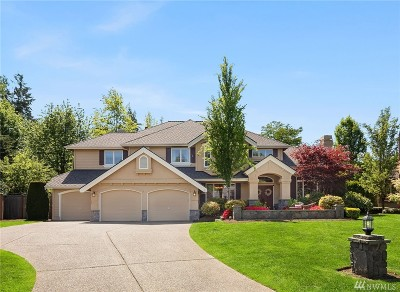 Sammamish Single Family Home For Sale: 2280 270th Ct SE