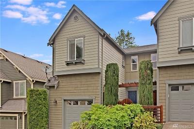 Bellevue Condo/Townhouse For Sale: 6750 163rd Place SE #A