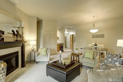 Kirkland Condo/Townhouse For Sale: 8226 126th Ave NE #A32
