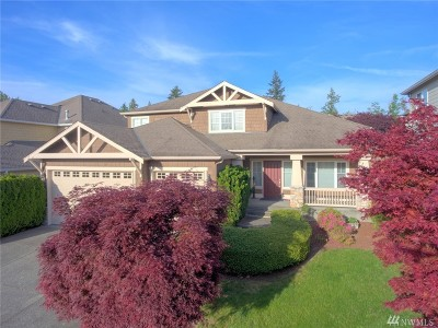 Sammamish Single Family Home For Sale: 312 239th Wy SE
