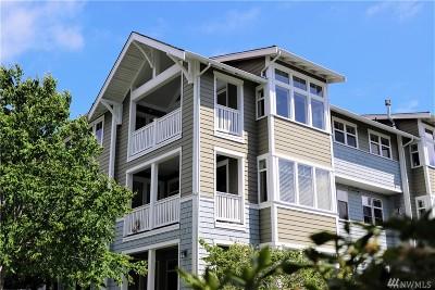 Bainbridge Island Condo/Townhouse For Sale: 120 Hall Brothers Lp NE #302