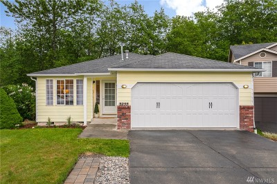 Auburn Single Family Home For Sale: 3255 S 302nd Place