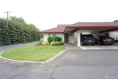 Moses Lake WA Condo/Townhouse For Sale: $168,000