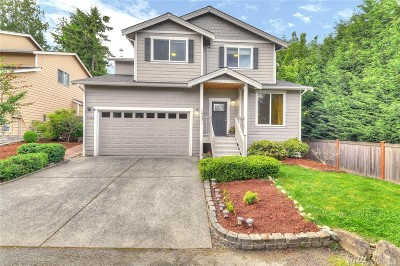 Bothell Single Family Home For Sale: 21229 SE 35th Ave