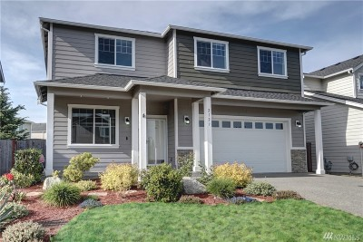 Spanaway Single Family Home For Sale: 2127 197th St Ct E