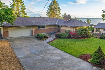 Shoreline Single Family Home For Sale: 2415 NW 205th St