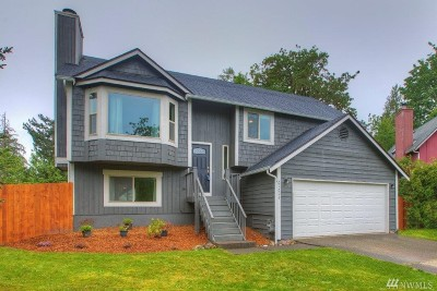 Maple Valley Single Family Home For Sale: 21203 SE 270th St
