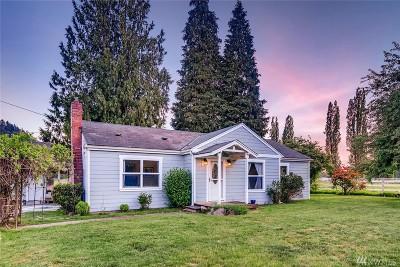 Monroe Single Family Home For Sale: 20508 Ben Howard Rd