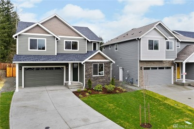 Puyallup Single Family Home For Sale: 9109 120th St Ct E