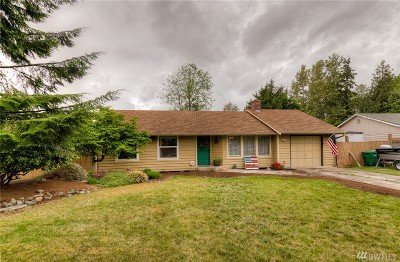 Everett Single Family Home For Sale: 11528 5th Ave W