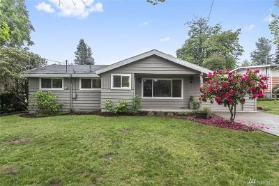 Renton Single Family Home For Sale: 11855 SE 188th St