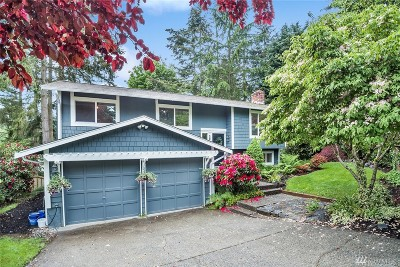Snohomish County Single Family Home For Sale: 224 218th Place SW