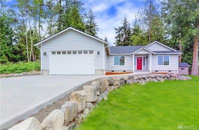 Hansville Single Family Home For Sale: 37208 Bay St NE