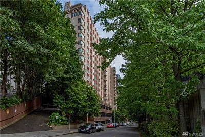 Seattle Condo/Townhouse For Sale: 1400 Hubbell Place #702