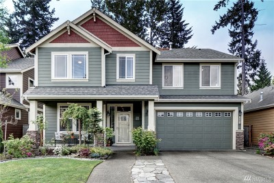 Puyallup Single Family Home For Sale: 2412 46th Ave SE