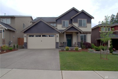 Puyallup Single Family Home For Sale: 11112 172nd St Ct E