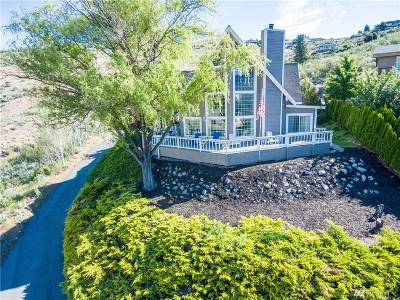 Chelan County Single Family Home For Sale: 115 Eldorado Place