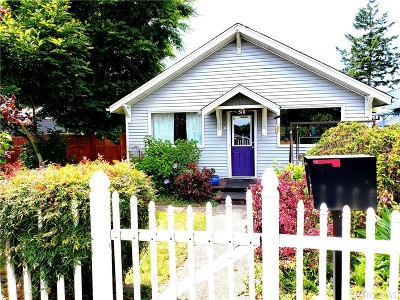 Puyallup Single Family Home For Sale: 510 3rd St SE