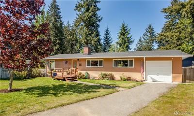 Shoreline Single Family Home For Sale: 16211 Corliss Pl N