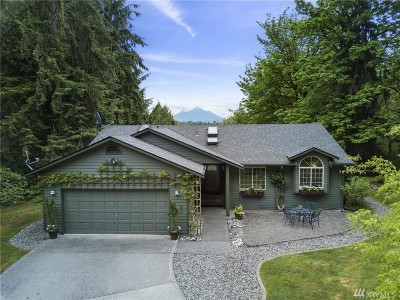 Arlington Single Family Home For Sale: 14727 136th St NE